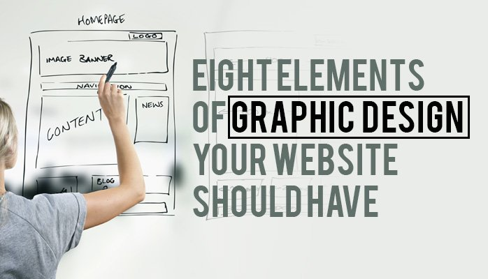10-Elements of Graphic Design for Your Website